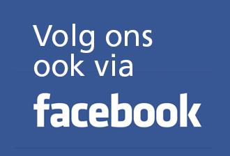Volg ons via Facebook voor het laatste nieuws!