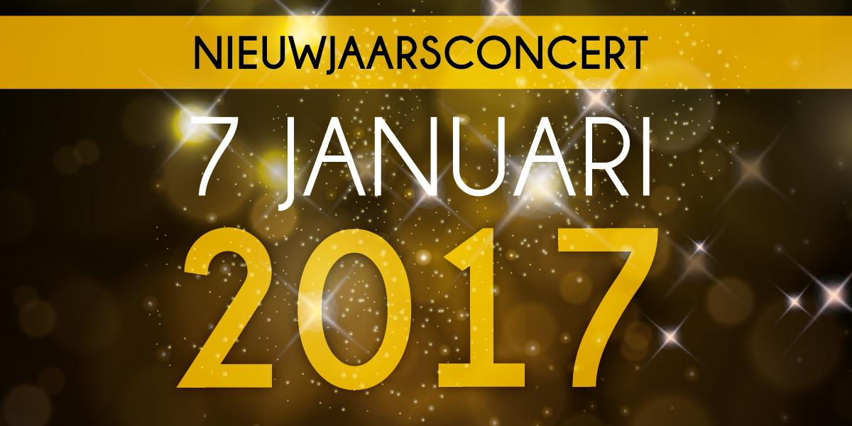 Nieuwjaarsconcert 2017