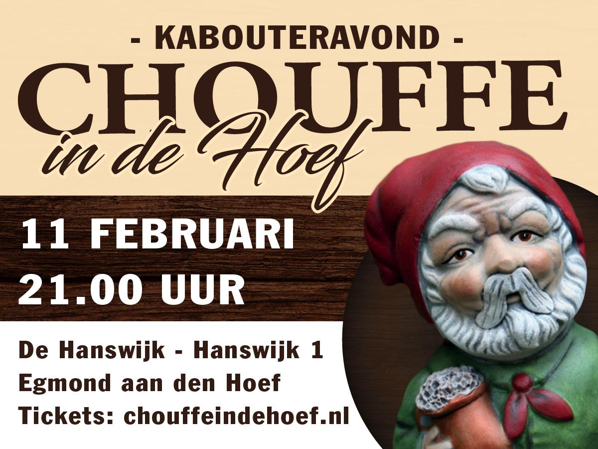 Kom naar Chouffe in de Hoef!